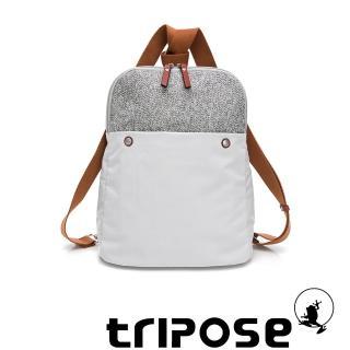 【tripose】漫遊系列斜背後背包(貴族灰)