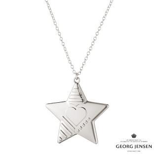 【Georg Jensen 喬治傑生】2019 聖誕裝飾 星星(官方直營)
