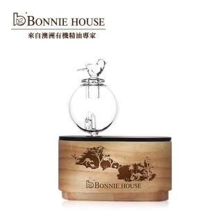 【Bonnie House 植享家】智慧觸控手工琉璃賞香儀-原民圖騰款 BH-011