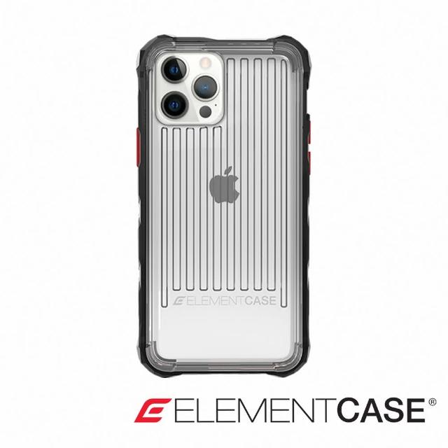 【Element Case】Special Ops iPhone 12 / 12 Pro(特種行動軍規防摔殼 - 透明)