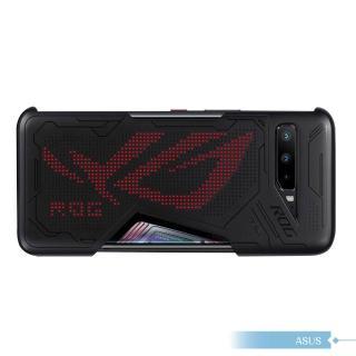 【ASUS 華碩】原廠ROG Phone 3 ZS661K 炫光智慧保護殼(台灣公司貨)