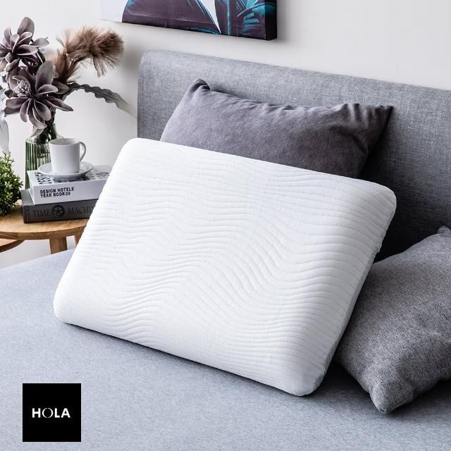 【HOLA】恆好眠防蹣抗菌記憶枕標準型H12cm/