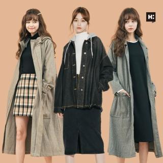 【H:CONNECT】女裝 - 精選韓系外套 / 六款任選