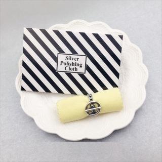 【Emi 艾迷】加價購-雙面絨感拭銀布1入(顏色隨機)