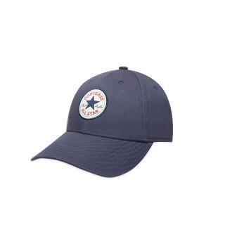 【CONVERSE】TIPOFF BASBEBALL 可調式棒球帽  男女 藍(10008476-A05)