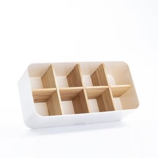 【生活工場】【女神節推薦】白舍森林八格收納盒