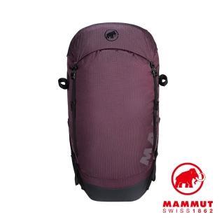 【Mammut 長毛象】Ducan 24L 輕量健行後背包 女款 銀河紫/黑 #2530-00310