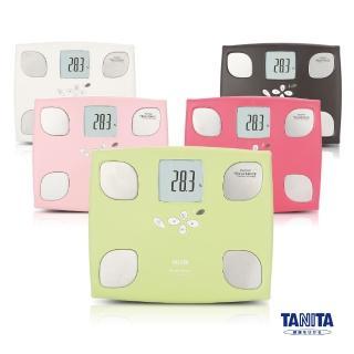 【TANITA】十合一女性減重模式體組成計-BC750(五色-台灣公司貨)