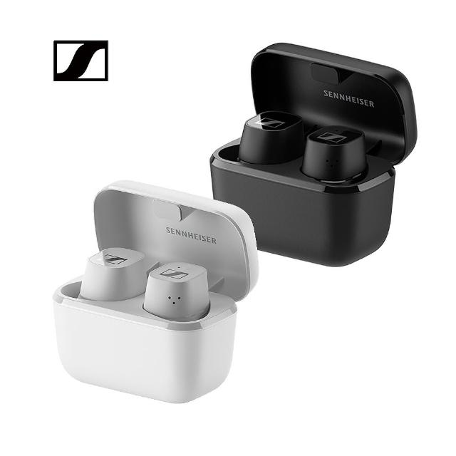 【SENNHEISER 森海塞爾】CX 400BT True Wireless 真無線藍牙耳機