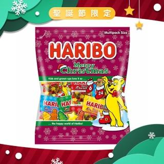【HARIBO 哈瑞寶】聖誕分享包(250g)