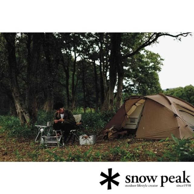 【Snow Peak】Minute Dome Pro. air 1(SSD-712)