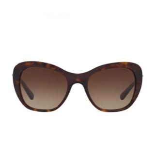 【COACH】復古都會風格系列玳瑁框茶色鏡片(8204F-512013)