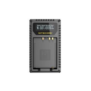 【Nitecore】FX1 雙槽液晶顯示USB充電器(For Fujifilm 富士 NP-W126 電池)
