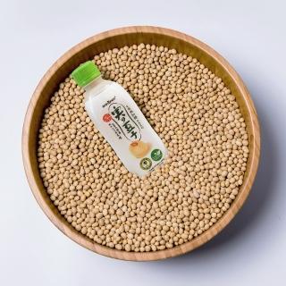 【TOPMOST 統洋】有機無加糖全豆豆奶300ml*24入