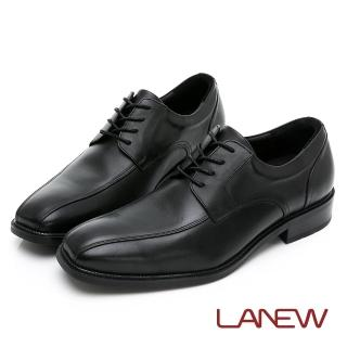 【LA NEW】經典小方頭紳士鞋 德比鞋(男30260385)