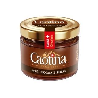 【瑞士可提娜 買一送一】Caotina頂級瑞士巧克力醬300g(有效日期2021/ 06/ 09)