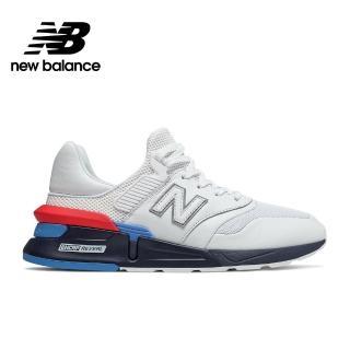 【NEW BALANCE】NB 復古運動鞋_男鞋_白色_MS997HE-D楦