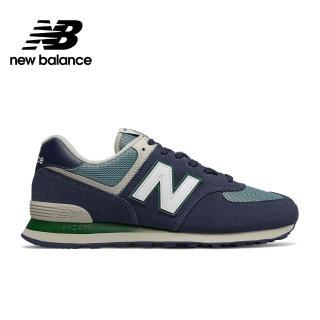 【NEW BALANCE】NB 復古運動鞋_男鞋_藍色_ML574ERK-D楦