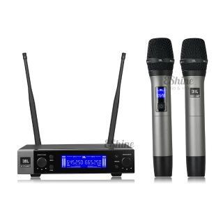 【JBL】UHF自動掃頻無線麥克風(VM200)