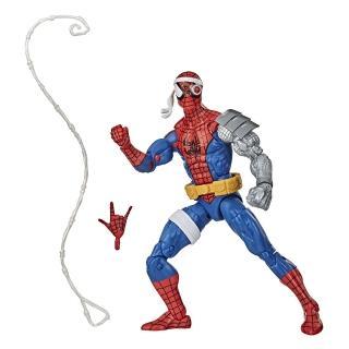 【Marvel 漫威】傳奇系列(6吋  CYBORG SPIDER MAN F0862)