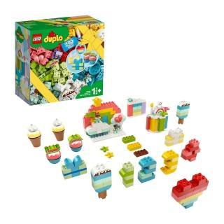 mo獨家【LEGO 樂高】得寶系列 創意生日派對 10958 創意積木 學齡前(10958)