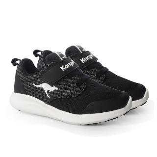 【KangaROOS】運動鞋 童鞋 美國袋鼠鞋 LITE 137 輕量運動鞋(3色任選)