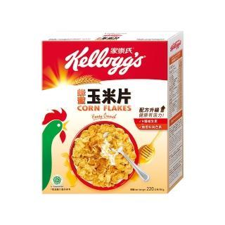 【家樂氏】蜂蜜玉米片220g(早餐麥片/穀片)
