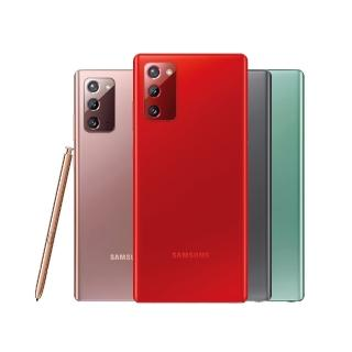 【SAMSUNG 三星】Galaxy Note 20 5G 6.7吋三主鏡超強攝影旗艦機(8G/256G)