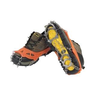 戶外健行不鏽鋼12齒防滑鞋套冰爪