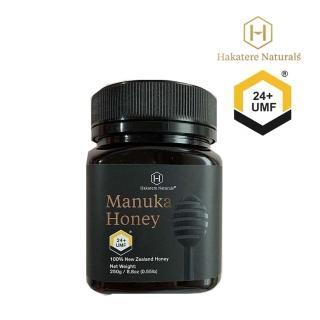 【Hakatere Naturals 紐西蘭國寶】麥蘆卡蜂蜜 UMF24+(250g)