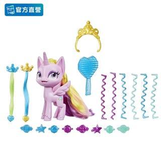 【my Little pony 彩虹小馬】彩虹小馬(音韻公主魔髮師遊戲組 F1287)