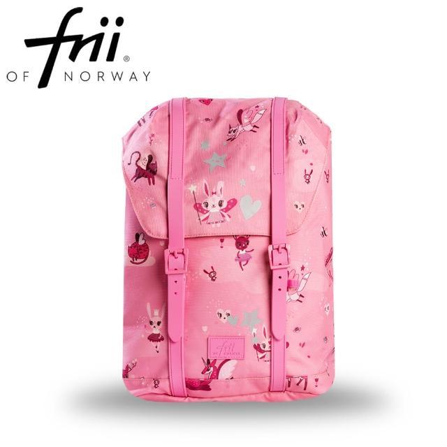【Frii 自由】輕量護脊書包22L 贈鉛筆盒(樂寶公司官方直營2021新款)