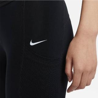 【NIKE 耐吉】長褲 女款 緊身褲 運動 慢跑 健身 AS W NP TIGHT 7/8 FEMME NVLTY 黑 DA0562-010
