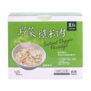【里仁】野菜糙米粥35g*10入