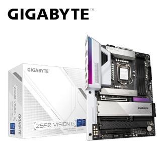 【GIGABYTE 技嘉】Z590 VISION G 主機板