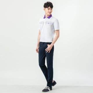 【JYI PIN 極品名店】嚴選棉料舒適休閒POLO衫_紫(PS865-65)