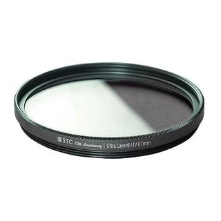 【STC】STC十週年限量紀念款~墨鑽綠 Ultra Layer UV Filter 抗紫外線保護鏡 67mm 公司貨