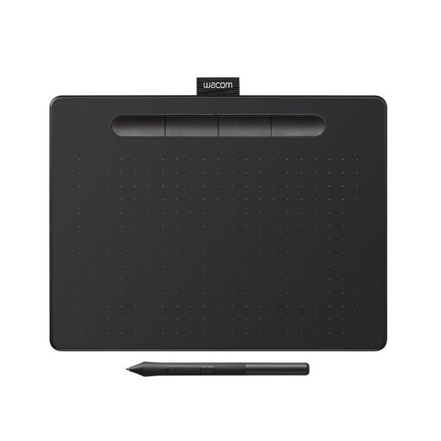 【Wacom】Intuos Basic Medium 繪圖板 -入門版-黑(CTL-6100/K1-C)