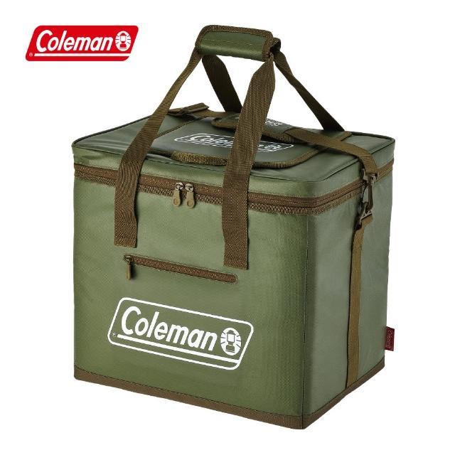 【Coleman】35L綠橄欖終極保冷袋(CM-37165M000)/