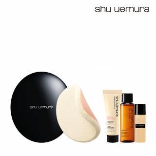 【Shu uemura 植村秀】21MD_UV鑽石光粉餅組