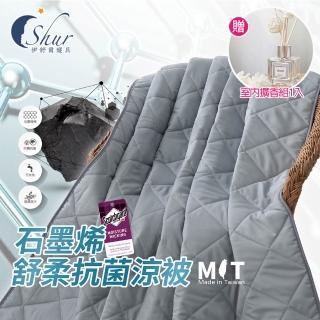 【加價購】極涼冰絲被 150x200cm(冰冰被/涼感紗涼被/多款任選)