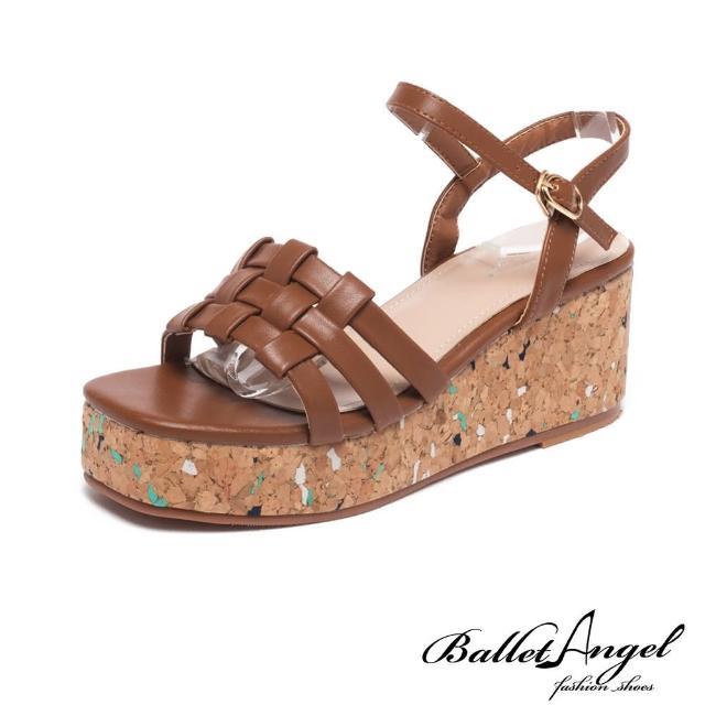 【BalletAngel】超級顯白 透明涼鞋/楔型涼鞋/MIT涼鞋(多款任選)