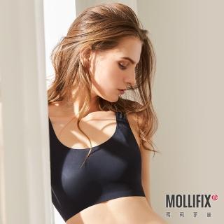 【Mollifix 瑪莉菲絲】睡睡塑 循環美胸衣(加購)