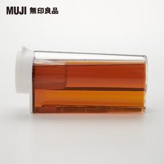 【MUJI 無印良品】壓克力冷水筒/2L