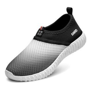 【Paperplanes】韓國空運/正常版型。超輕量第二代男女款水陸兩用漸層色休閒懶人鞋(7-525共4色/現+預)