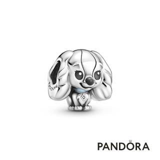 【Pandora官方直營】迪士尼《小姐與流氓》小姐串飾
