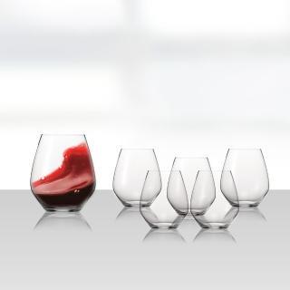 【Spiegelau】德國水晶玻璃無梗杯6入