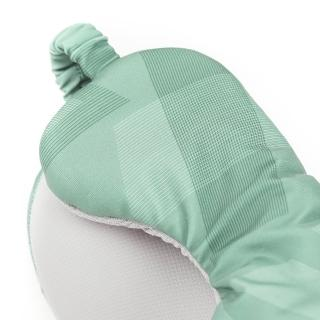 【生活工場】【618品牌週】浮游漫記眼罩頸枕-綠