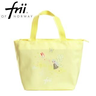 【Frii 自由】萬用便當袋-蝴蝶黃Yellow(樂寶官方 獨家商品)