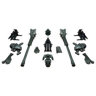 【ZOIDS WILD 洛伊德】洛伊德 ZOIDS WILD ZW57 傑諾暴龍進化裝甲 爆擊改造套組(組裝模型)